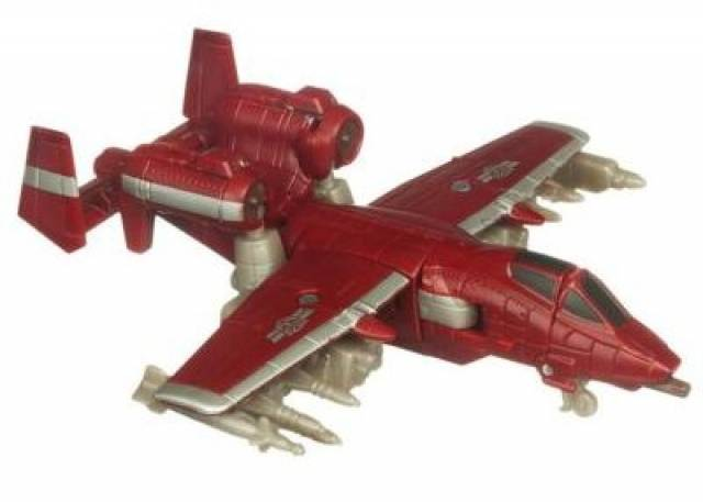 DOTM - Cyberverse Commander - Powerglide - Loose - 100% Complete