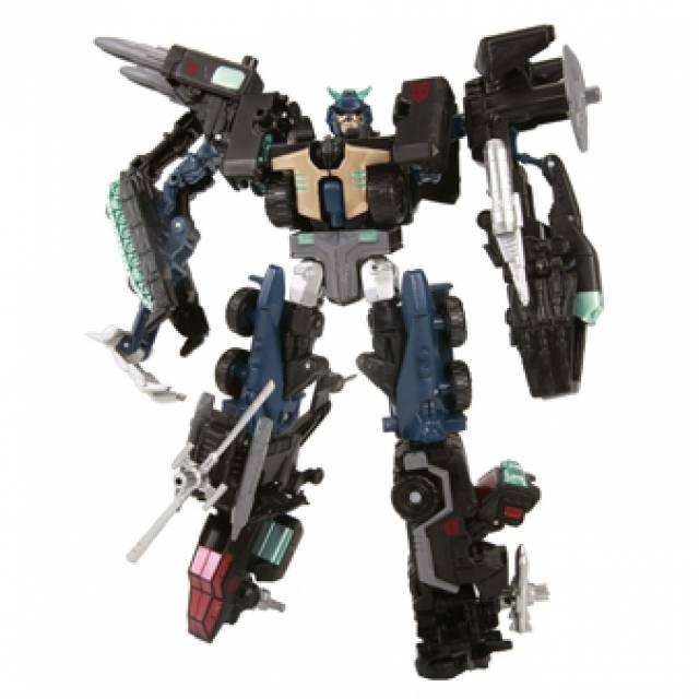 Transformers United - EX 07 Assault Master Prime Mode