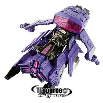 Japanese Transformers Prime - AM-29 - Shockwave