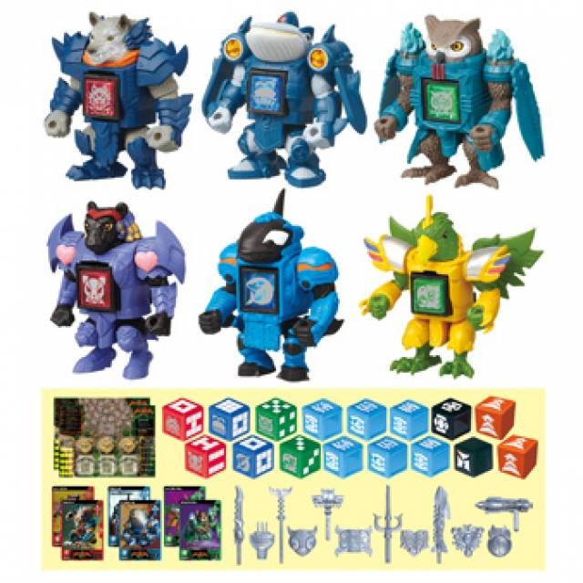 Beast Saga - BS-20 DX Starter Set