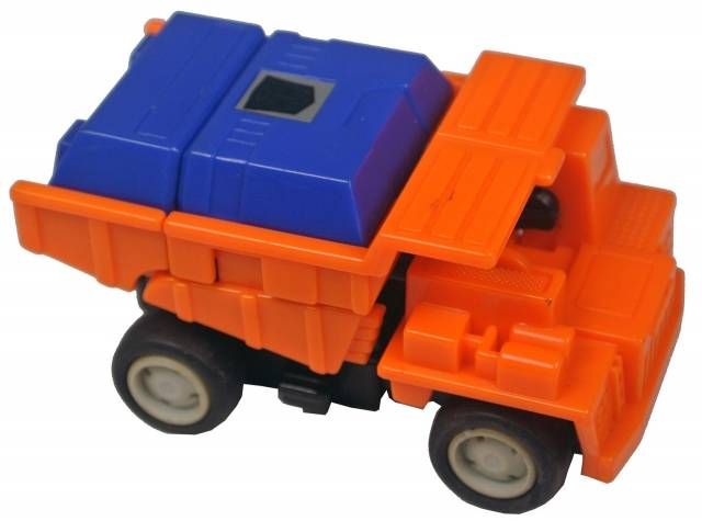 Transformers G1 - Wideload - Loose - 100% Complete