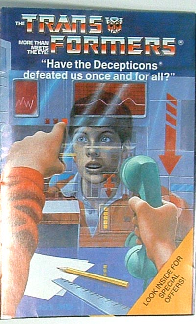 Catalog - Have the Decepticons Defeated Us?