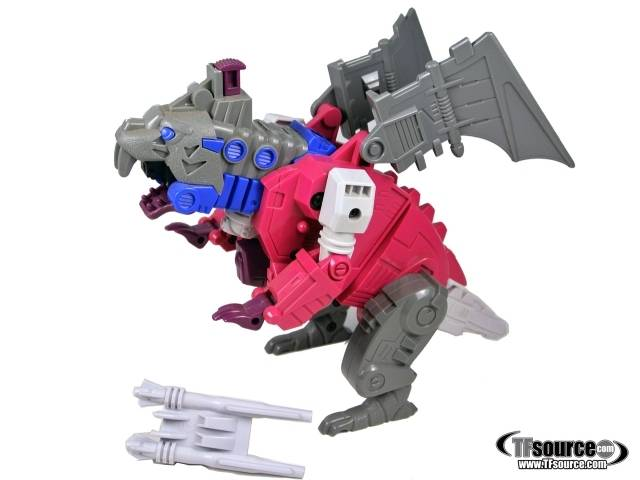 Transformers G1 - Grotusque - Loose - 100% Complete