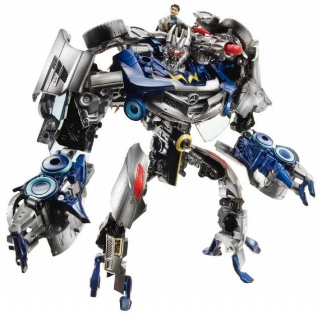 DOTM - Human Alliance - US Edition - Soundwave