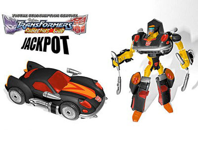 TFCC 2013 Subscription Exclusive - Jackpot