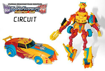 TFCC 2013 Subscription Exclusive - Circuit