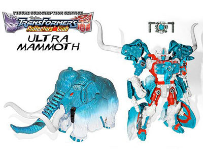 TFCC 2013 Subscription Exclusive - Ultra Mammoth