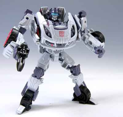 Transformers Generations Japan - TG02 Autobot Jazz