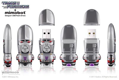 Mimobots - Megatron - USB Flash Drive - 16GB