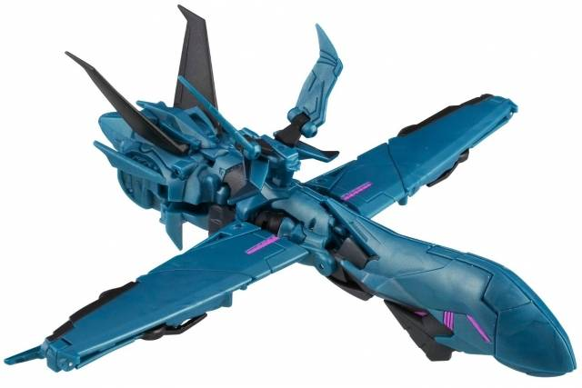 Transformers Prime  - Deluxe Series 01 -  Soundwave - Loose - 100% Complete
