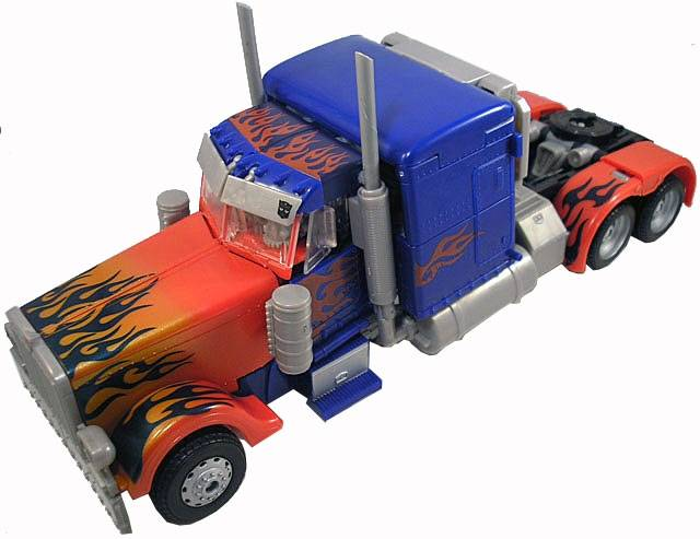 HFTD - Leader class - Optimus Prime - Loose - 100% Complete