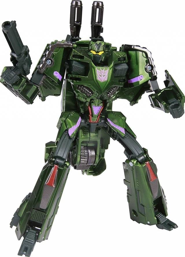 Transformers Generations Japan - TG05 Fall of Cybertron - Brawl