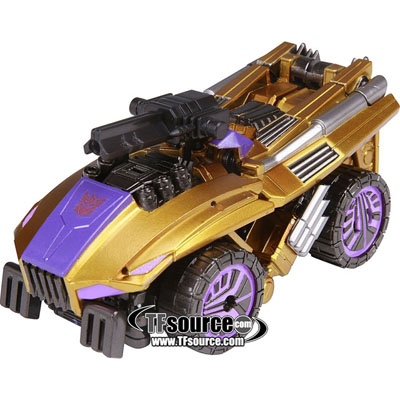Transformers Generations Japan - TG06 Fall of Cybertron - Swindle