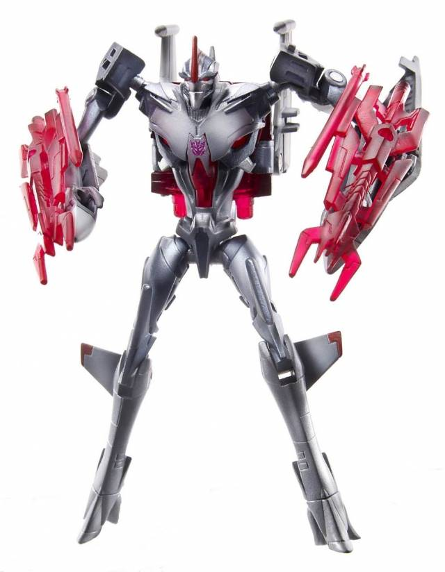 Transformers Prime - Cyberverse Commander - Starscream
