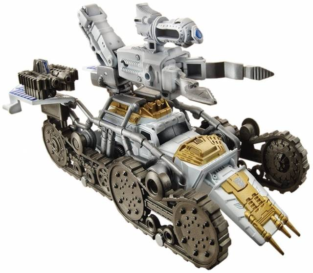 DOTM - Cyberverse Action Set - Autobot Ratchet / Lunar Crawler - MISB
