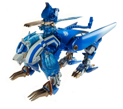 Transformers Prime Voyager Series 04 Thundertron
