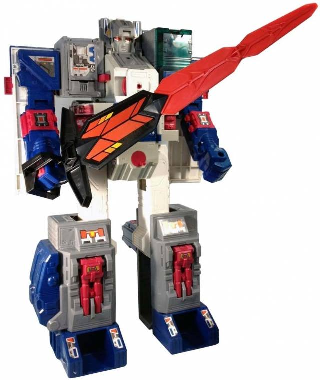 Encore #23 - Fortress Maximus