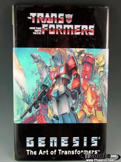 Art book transformers