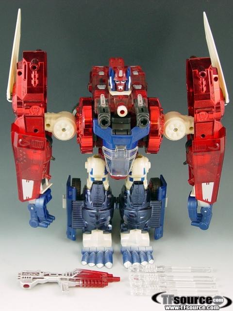 Beast Machines - Primal Prime - Loose - 100% Complete