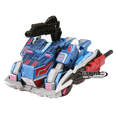 Transformers Generations Japan - TG11 Fall of Cybertron - Ultra Magnus