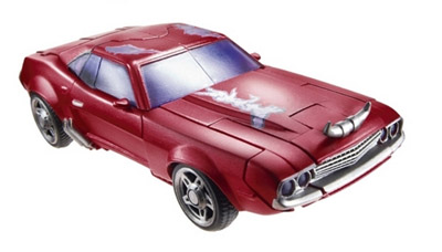 Transformers Prime Deluxe Series - Terrorcon Cliffjumper - First Edition