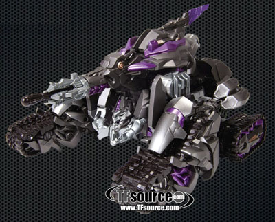 DOTM - Leader Class - Dark Energon Megatron - Limited Edition Asia Exclusive