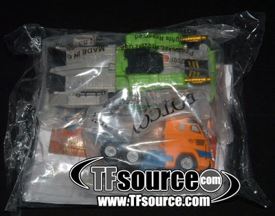 Botcon 2007 - Huffer & Springer Set