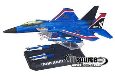 Masterpiece Thundercracker