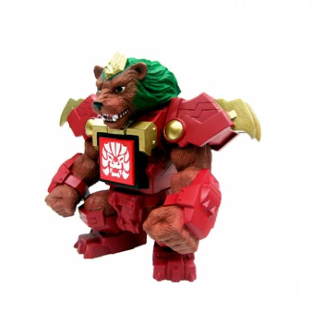 Beast Saga - BS-29 Sofubi Collection 01 - Raioga - Lio-Ga
