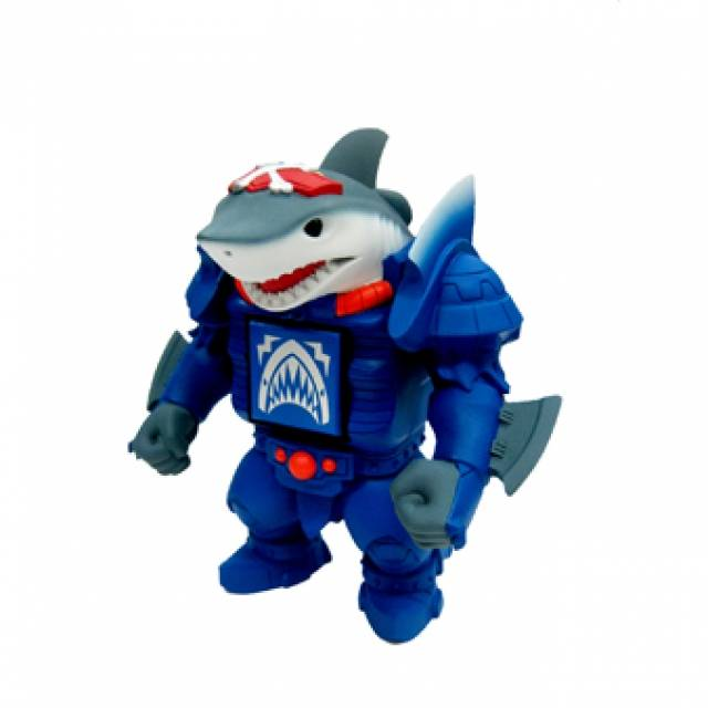 Beast Saga - BS-30 Sofubi Collection 02 - Killer Shark