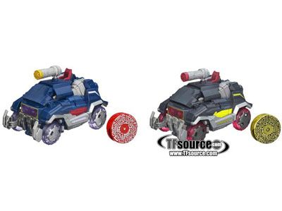 Transformers 2013 - Generations Voyager Series 01 - Set of 2
