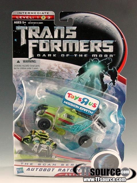 DOTM -  Toys
