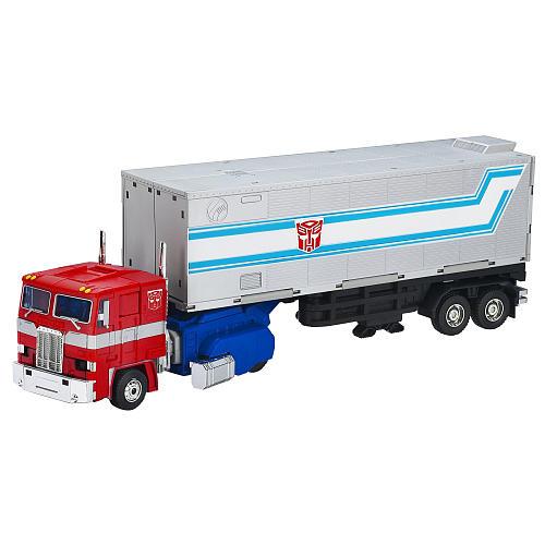 Transformers Masterpiece Optimus Prime