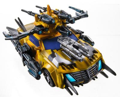 Beast Hunters - Transformers Prime - Deluxe Wave 01 - Bumblebee