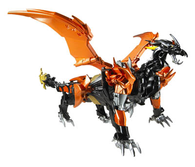 Beast Hunters - Transformers Prime - Voyager Wave 01 - Predaking