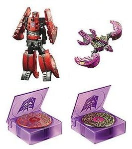 Transformers 2013 - Generations Legends Series 01 - Ratbat & Frenzy