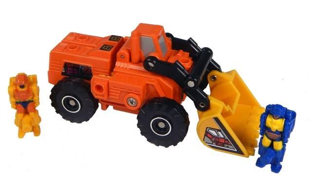 Transformers G1 - Scoop - Loose - 100% Complete