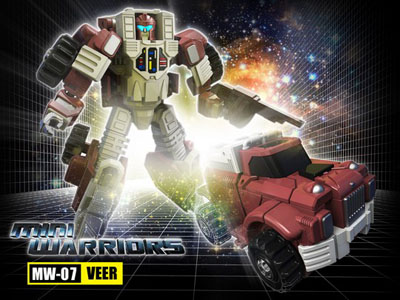 iGear - MW-07 Mini Warrior - Veer