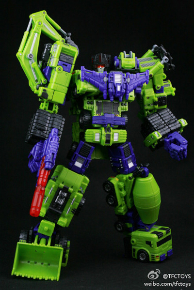 tfc hercules height