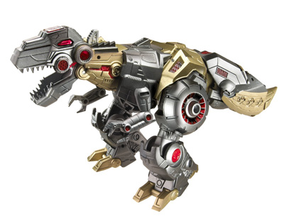 Transformers Generations 2013 Voyager Class - Wave 02 - Grimlock