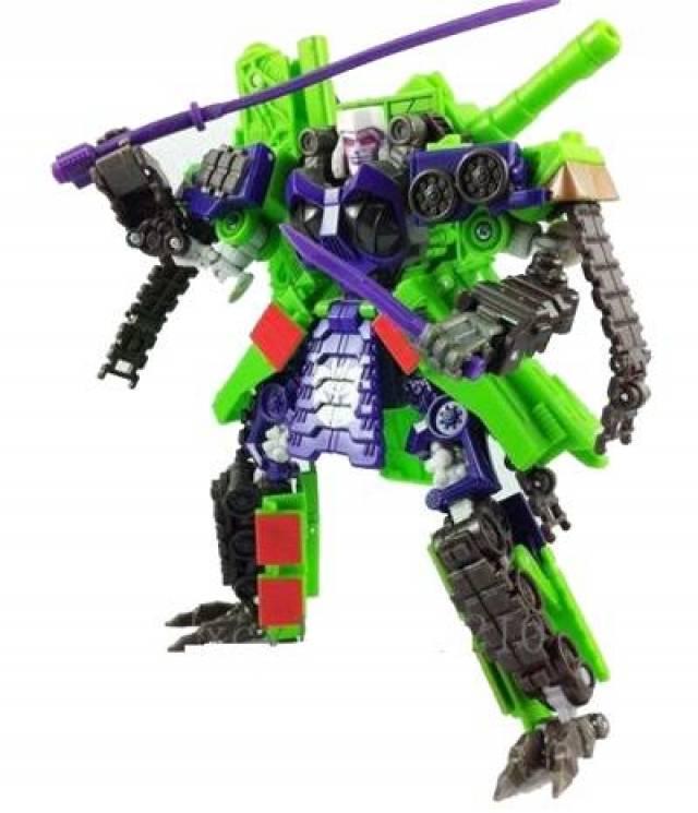 Transformers 2012 - GDO Voyager - Megatron