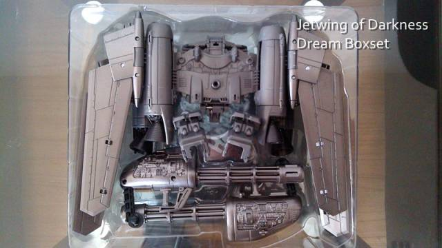 UFO - Dream Boxed Set - Jetwing of Darkness - Add on Kit