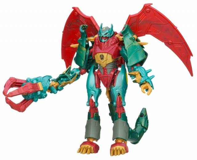 Beast Hunters - Transformers Prime - Deluxe Wave 02 - Ripclaw