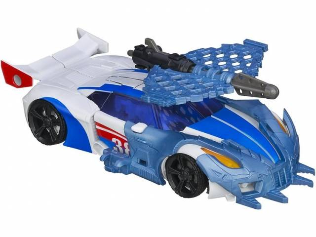 Beast Hunters - Transformers Prime - Deluxe Wave 02 - Smokescreen