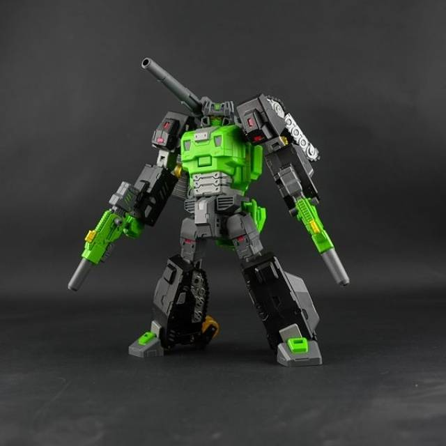 ToyWorld - H-01 Hardbone