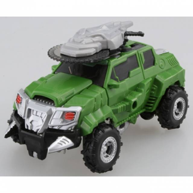 Japanese Beast Hunters - Transformers Prime - G15 Bulkhead