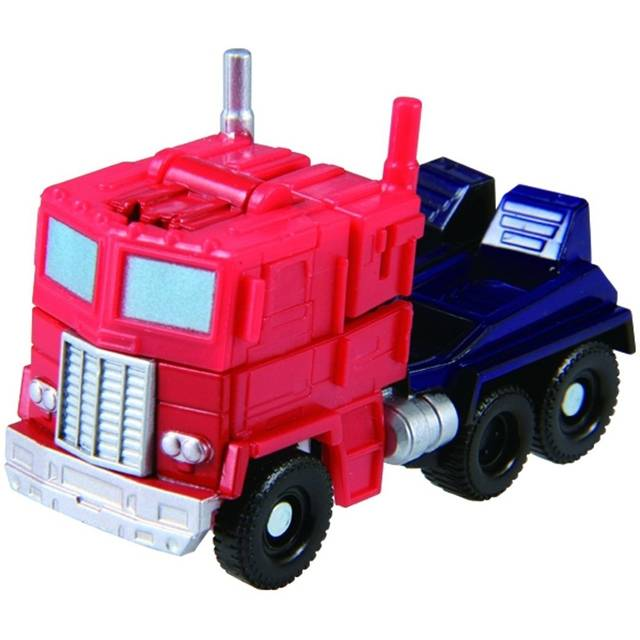 Japanese Transformers EG Series - EG01 Optimus Prime