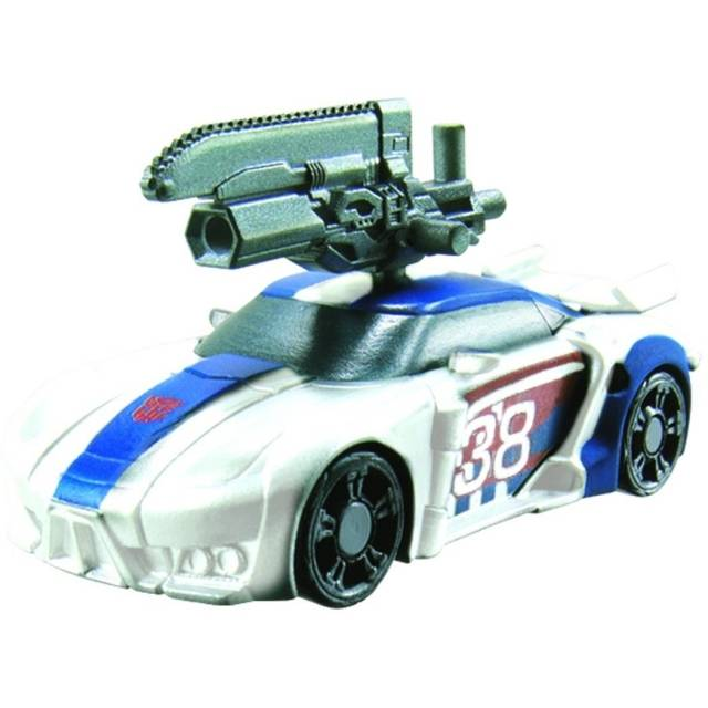 Japanese Transformers EG Series - EG04 Smokescreen