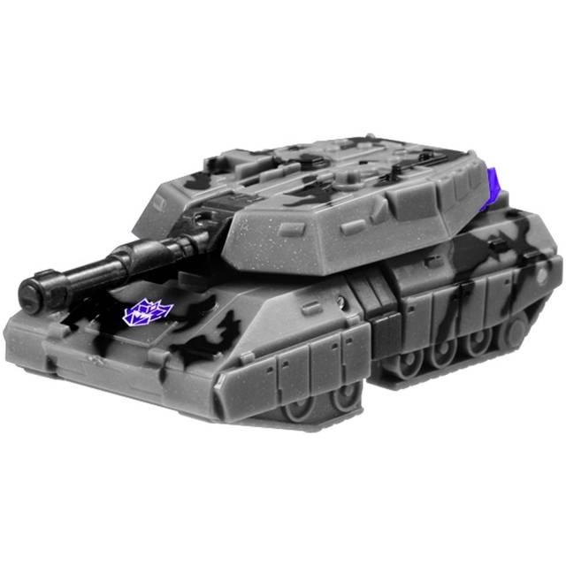 Japanese Transformers EG Series - EG06 Tank Megatron