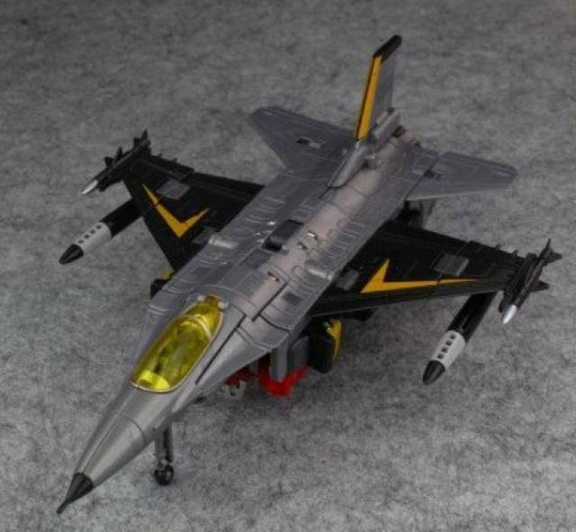 TFC Toys - Project Uranos - F-16 Falcon